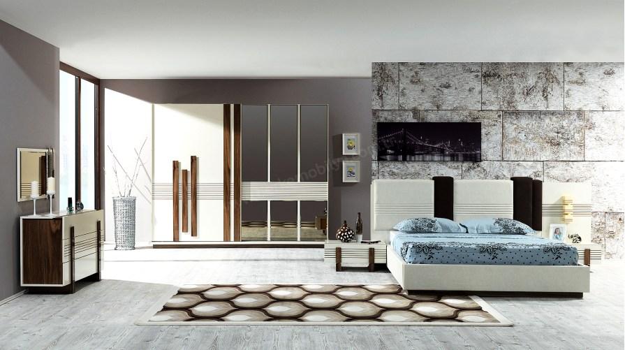Avensis Modern Yatak Odası Mobilyası