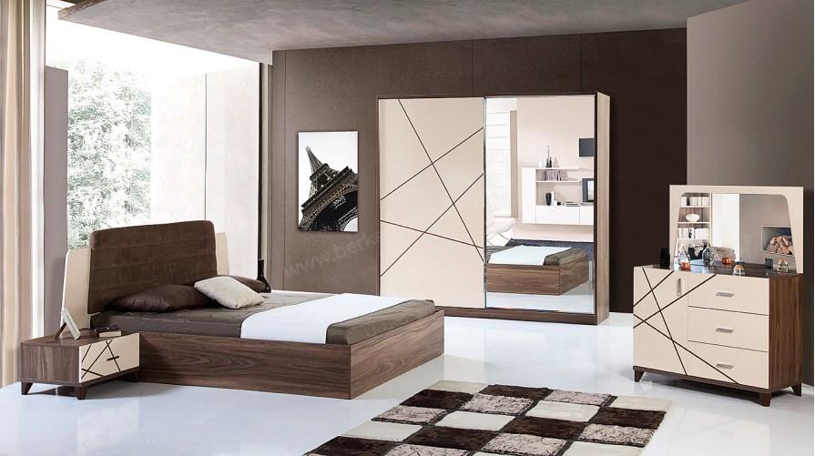 Bella Modern Yatak Odası Takımı