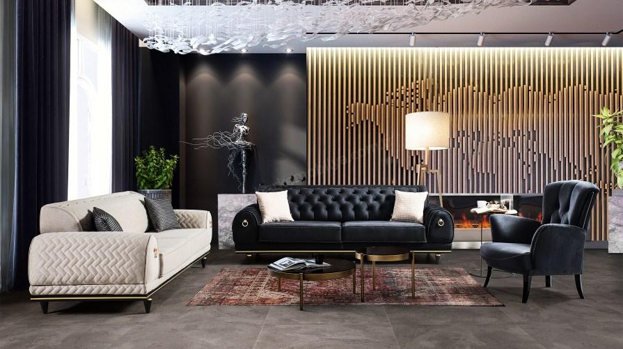 World Luxury Koltuk Takımı