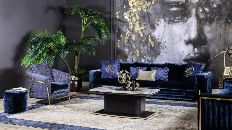 Bella Luxury Koltuk Takımı Two