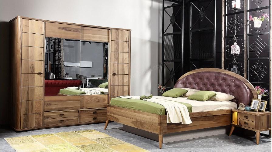 Bentley Four Yatak Odası Takımı