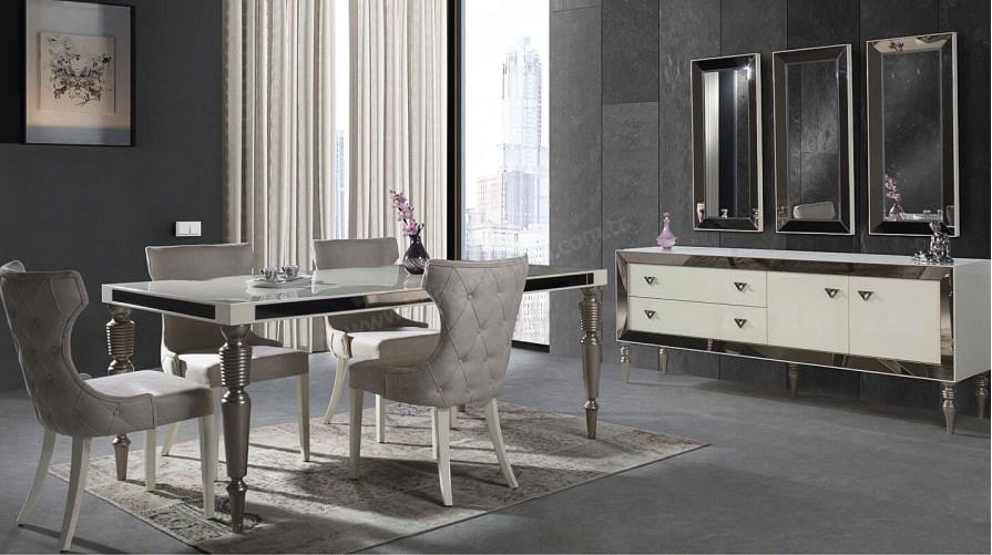 Beren Luxury Yemek Odası Takımı