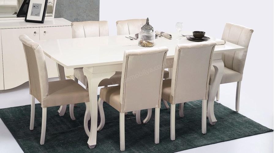 Beril Avangarde Yemek Masası Sandalye