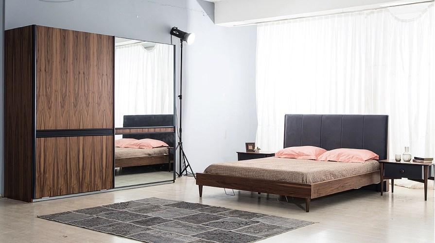 Buton Yatak Odası Takımı