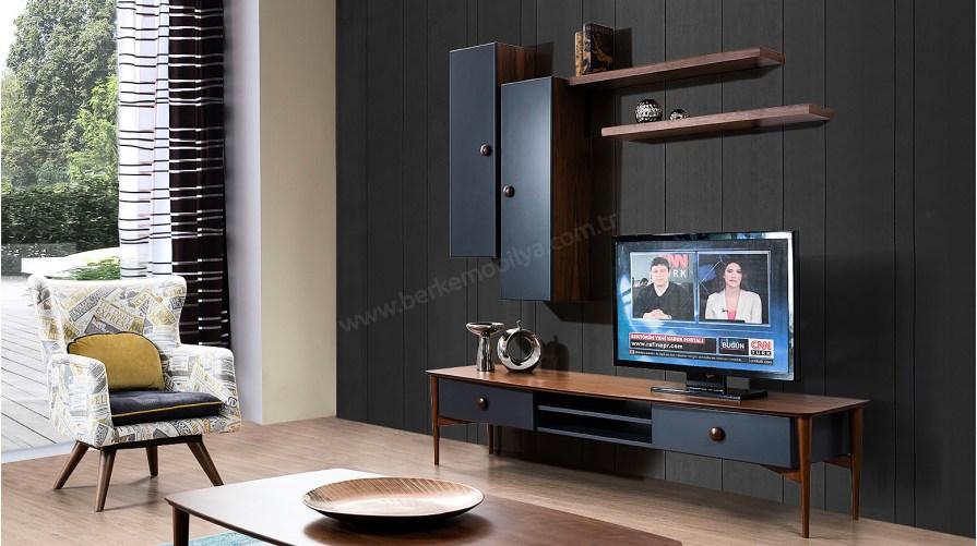 Buton Modern Tv Ünitesi