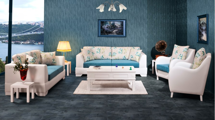 Capri Modern Salon Takımı