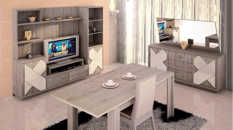 Picassa Modern Yemek Odası Takımı