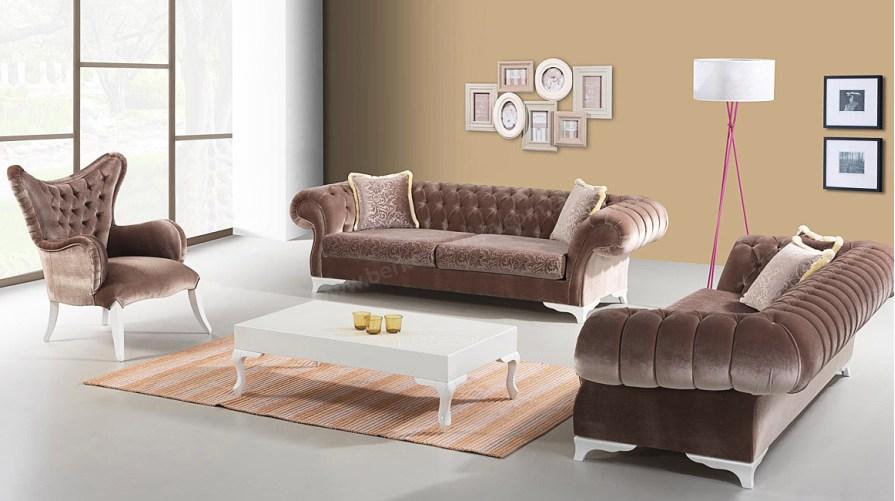 Sofa Chester Avangarde Salon Takımı