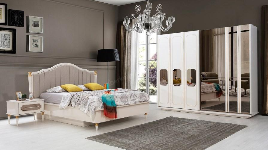 Çınar Art Yatak Odası Takımı