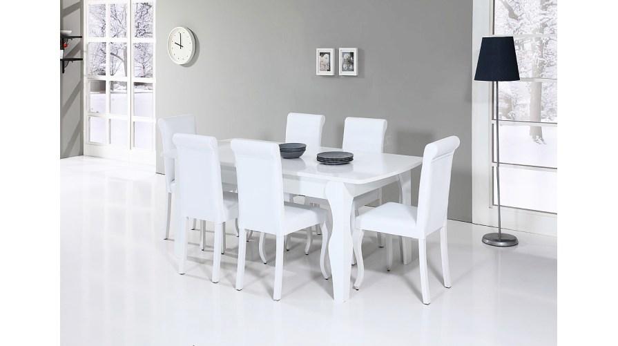Çırağan Yemek Masası Takımı ( Açılır )