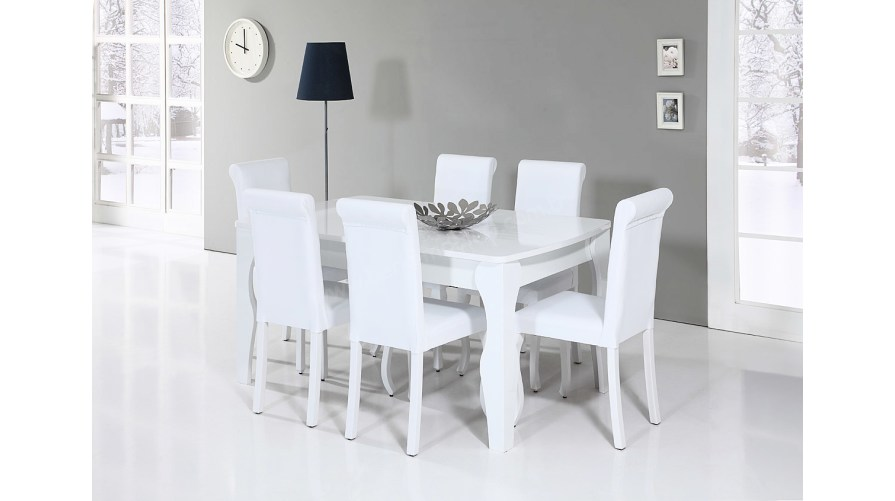 Çırağan Yemek Masası Takımı