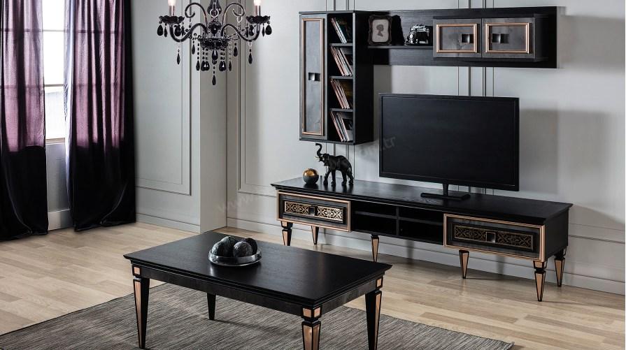 Çırağan Art Deco Tv Ünitesi