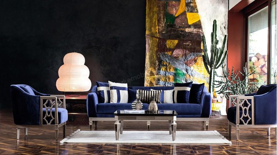 Class Art Deco Koltuk Takımı Two