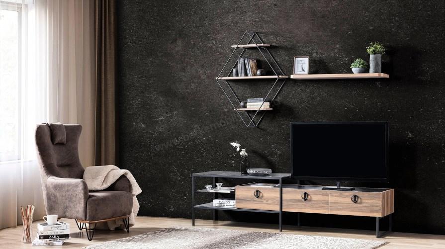 Cool Metal Tv Ünitesi