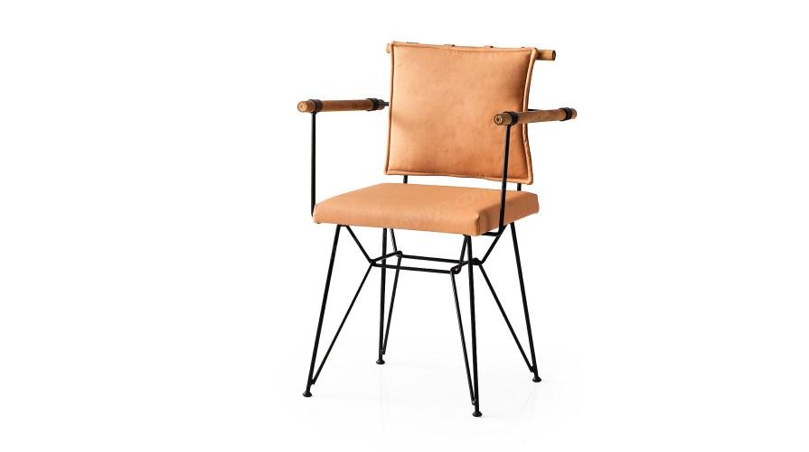 Penyez Kahve Sandalye