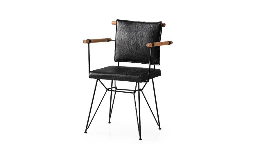 Penyez Siyah Sandalye