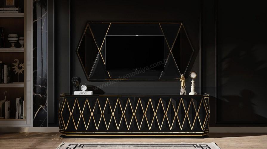 Diamonds Luxury Duvar Ünitesi Two