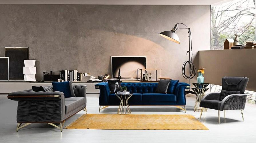Liz Luxury Koltuk Takımı
