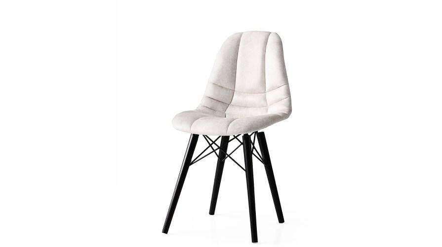 Gala Siyah Ayak Sandalye