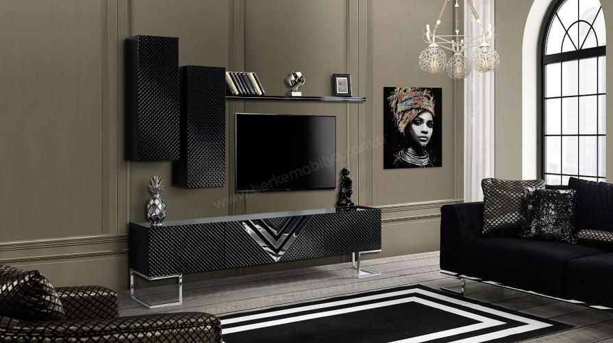 Vip Luxury Duvar Ünitesi