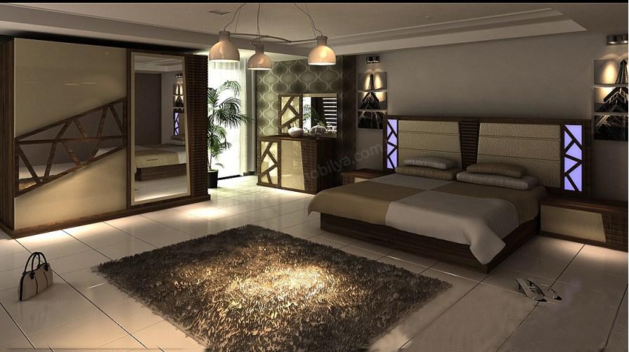 Efe Modern Yatak Odası