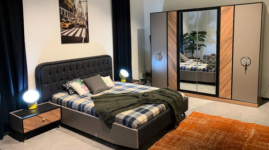 Ekim Yatak Odası Takımı