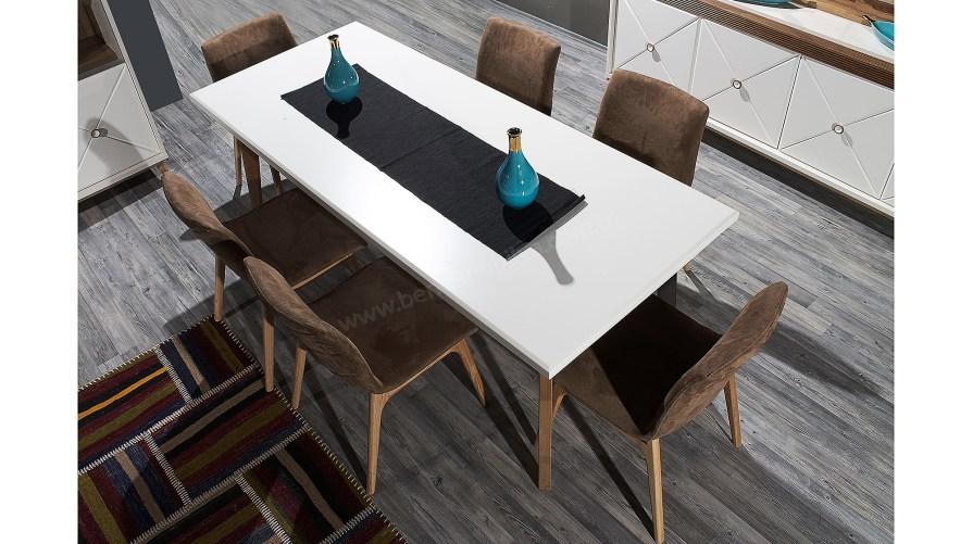Ekvator Yemek Masası Sandalye