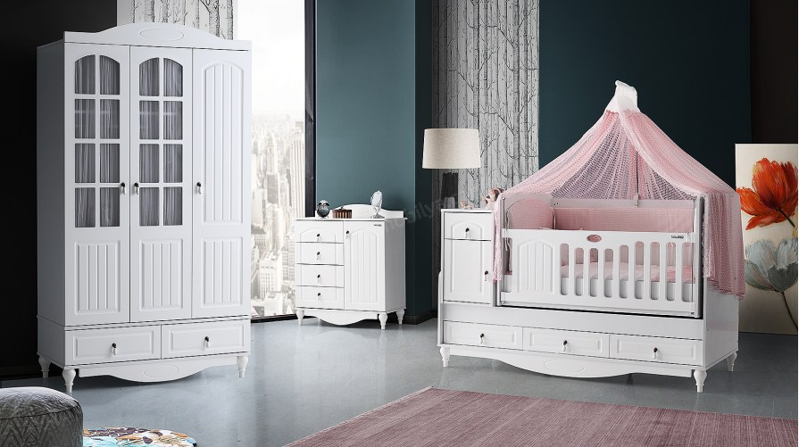 Elita Bebek Odası Takımı