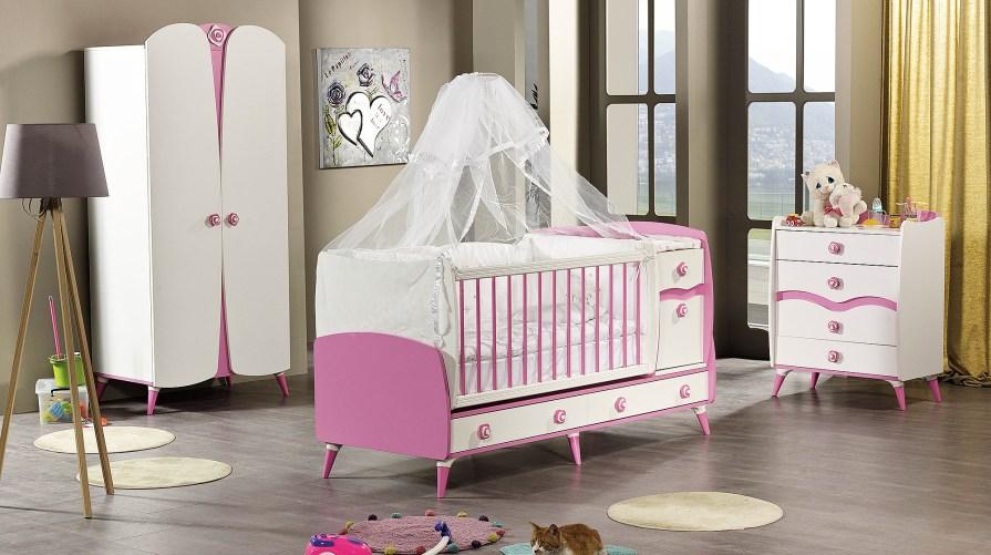Elonara Bebek Odası Takımı