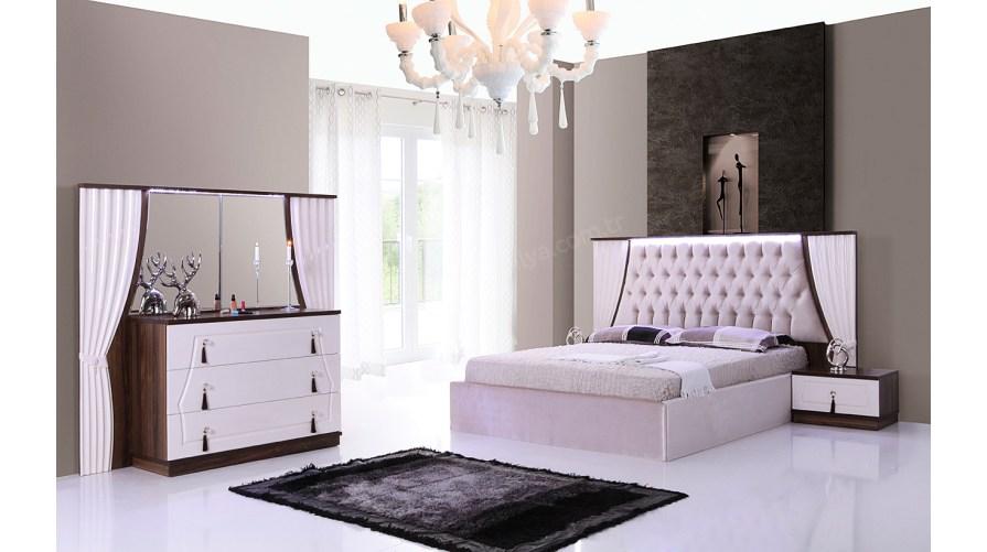 Endam Ceviz Yatak Odası