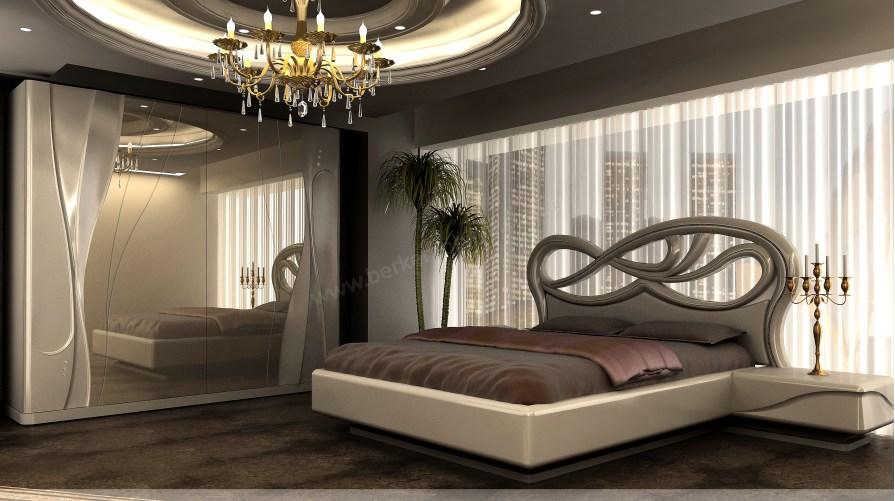 Esli Modern Yatak Odası Takımı