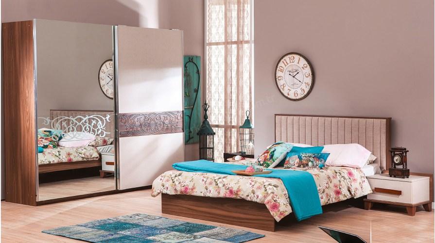 Love Sürgülü Yatak Odası Takımı