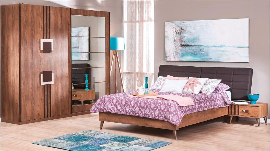Yeni Moka Yatak Odası Takımı