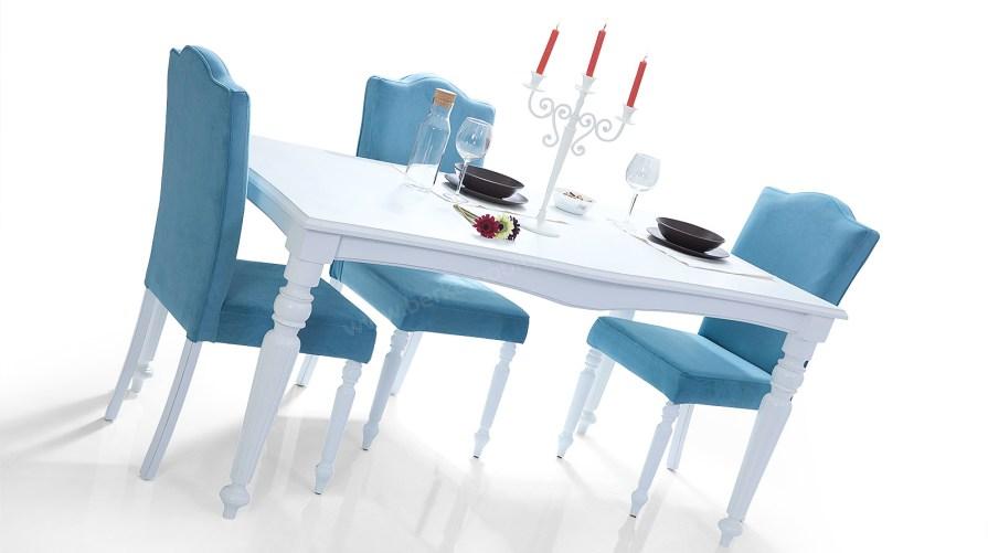 Galata Country Yemek Masası Sandalye