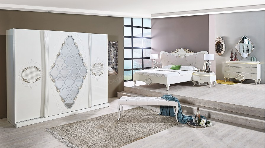 Palas 3 Kp Yatak Odası Takımı