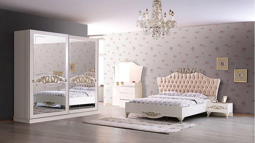 Gloria Avangarde Yatak Odası Takımı