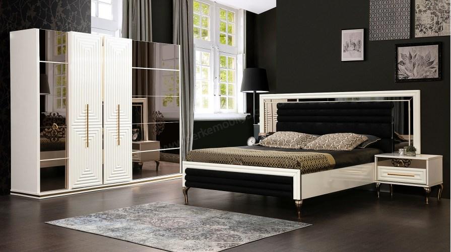 Gold Luxury Yatak Odası Takımı