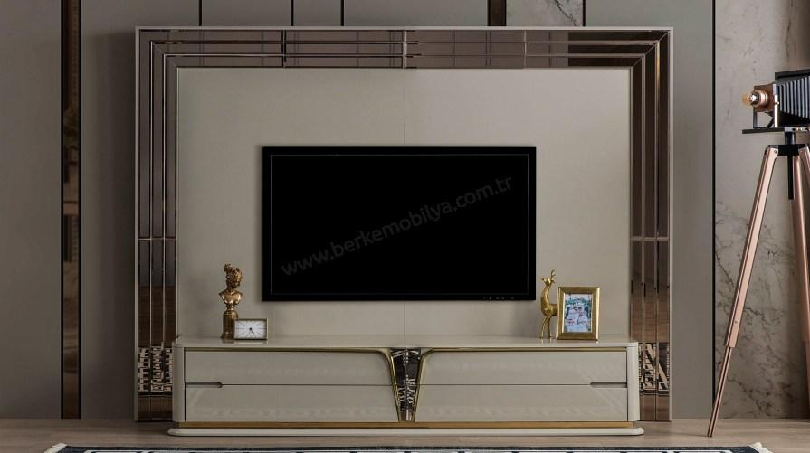 Golden Luxury Tv Ünitesi