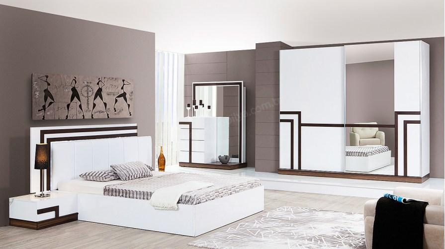 Golf Modern Yatak Odası Takımı