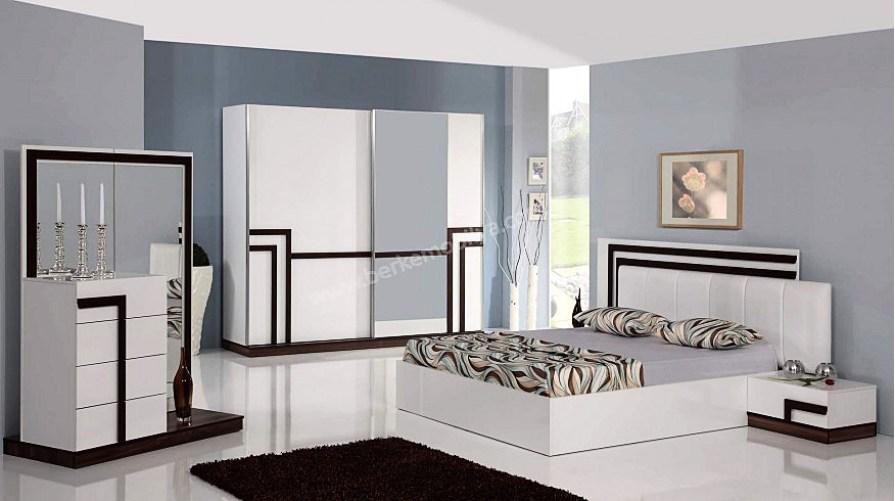 Golf Modern Yatak Odası Takımı Teşhir