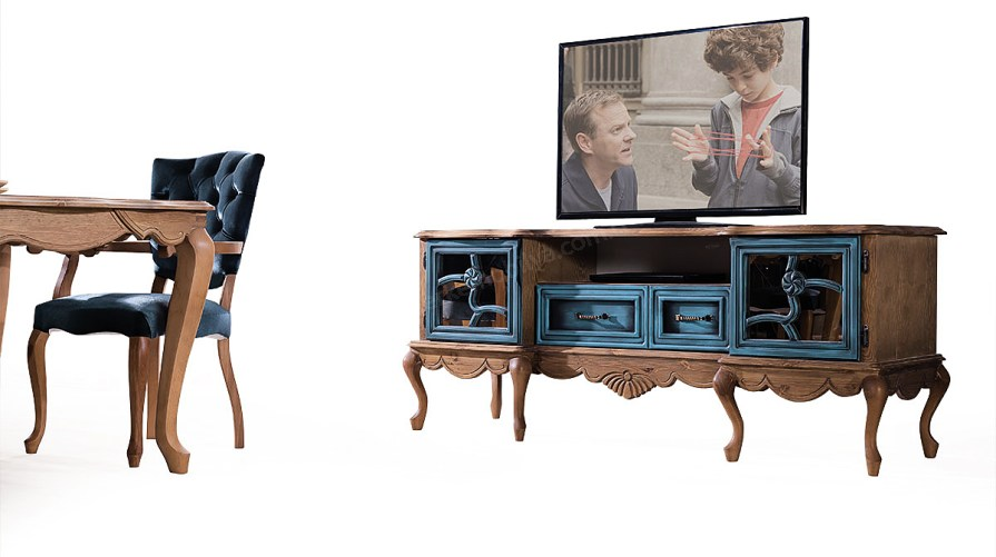 Grand Vintage Tv Sehpası