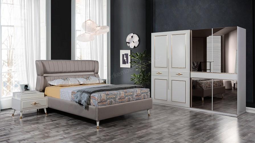 Grand Aytaşı Yatak Odası Takımı