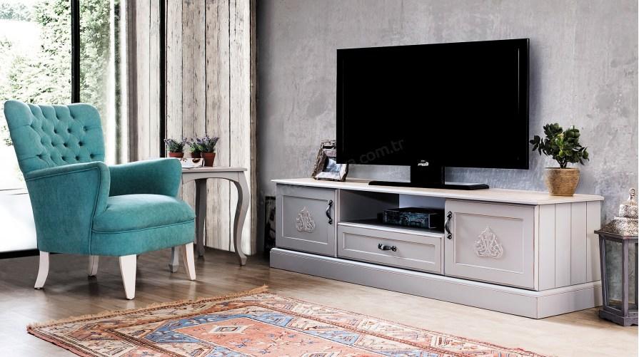 Grey Tv Sehpası