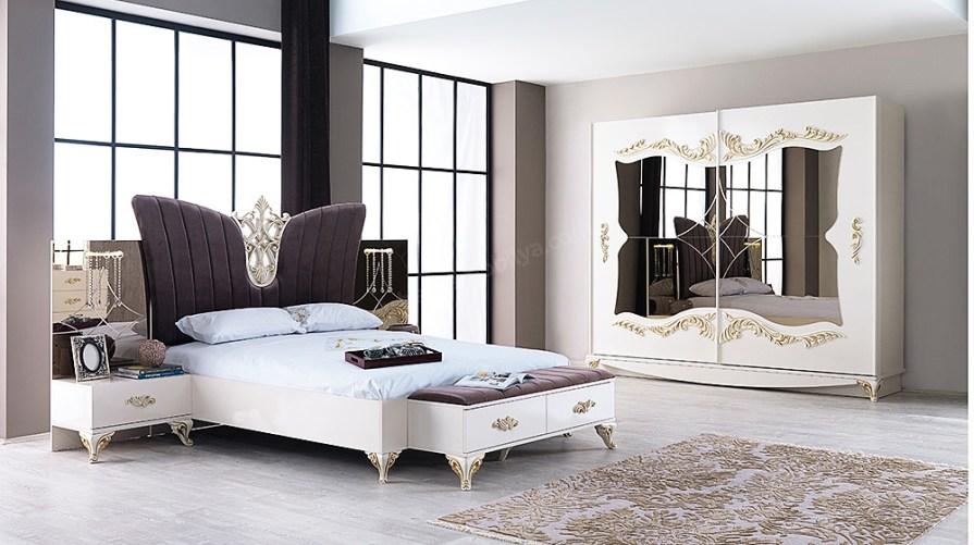Lavinya Avangarde Yatak Odası Takımı