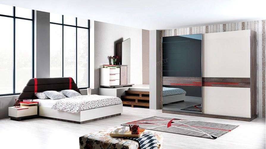 Hazal Modern Yatak Odası Takımı