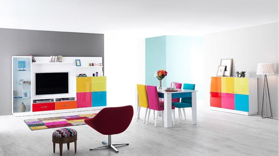 Hilton Color Duvar Ünitesi 5000