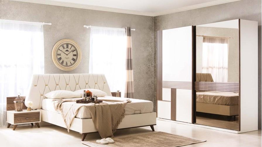 Florya Modern Yatak Odası Takımı