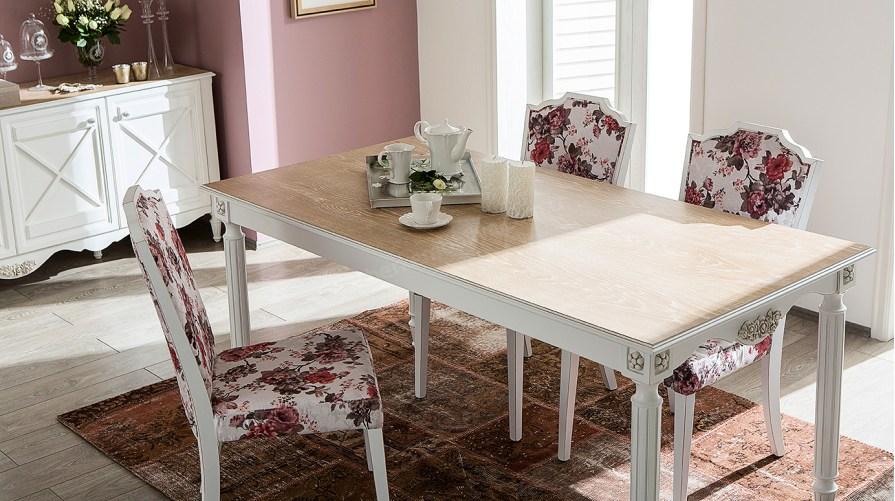 History Country Yemek Masası Sandalye