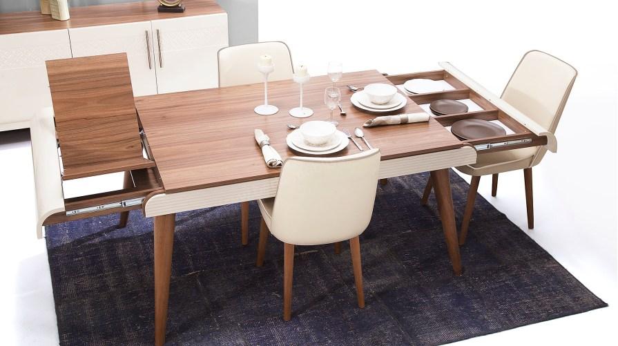 Hitit Modern Yemek Masası Sandalye