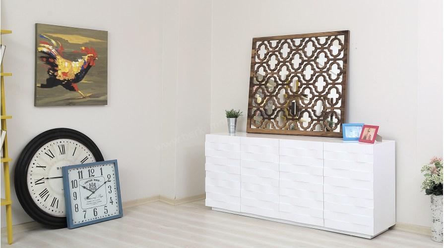 Tradition Dekoratif Ayna